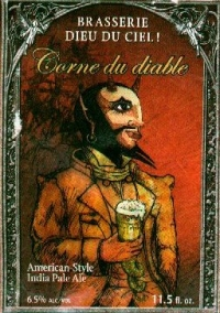Corne du Diable
