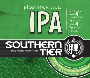 Southern Tier IPA label