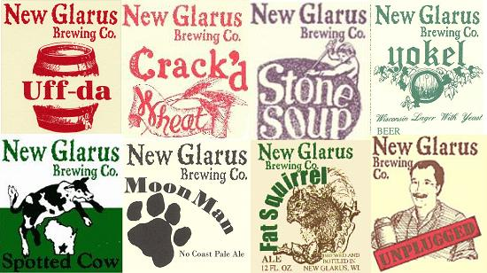 New Glarus Label Range  Bbq    Ranges