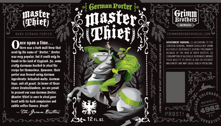 The Complete Fairy Tales of the Brothers Grimm - The Thief and His Master Summary & Analysis