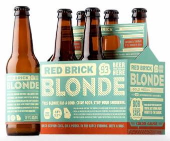 A Beer Named Sue Red Brick Blond...