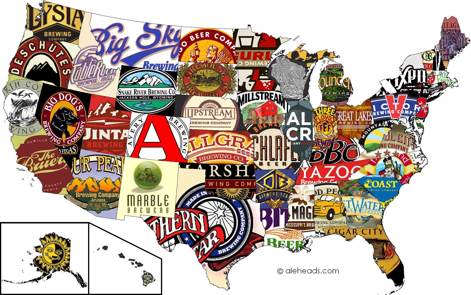 beer in United States