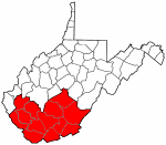 Southern West Virginia