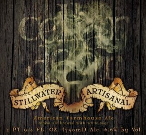 I'll use any excuse to show a Stillwater label. Love 'em.