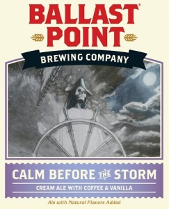 I love that this is the same label as Victory at Sea with a slightly less ominous sky. Both beers are perfect.